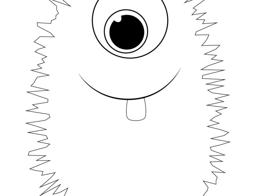 1024x768 New Extraordinary Sesame Street Coloring Pages With Sesame Street