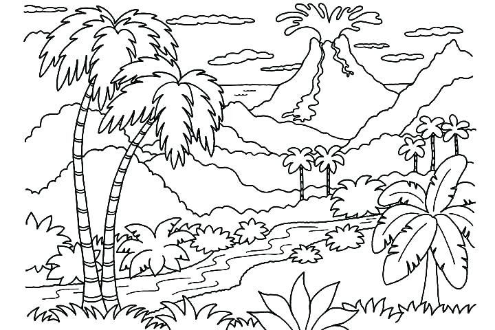 720x480 Free Nature Coloring Pages Bird Nest Coloring Pages Free Printable