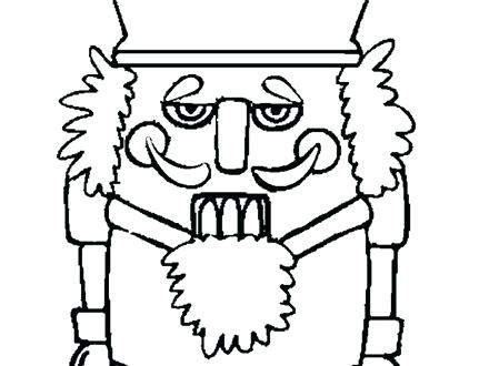 440x330 Top Free Printable Nutcracker Coloring Pages Online Free