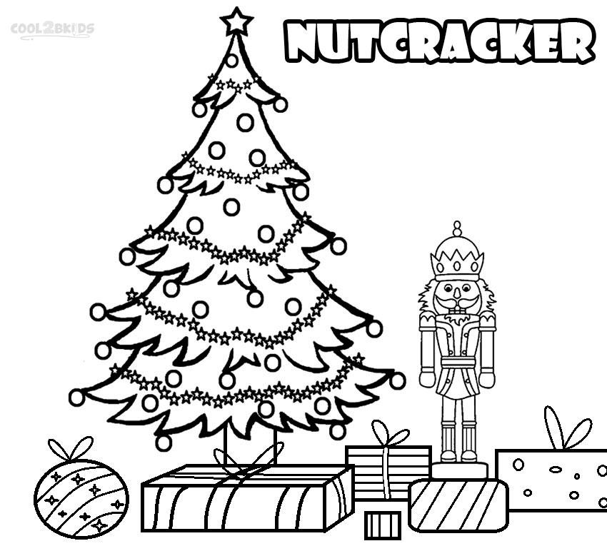 850x765 Christmas Coloring Pages Nutcrackers Printable Nutcracker Coloring