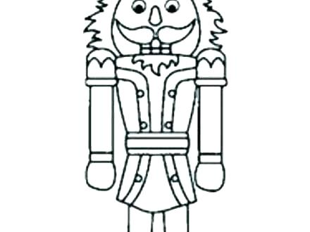 The Best Free Nutcracker Coloring Page Images Download From 287