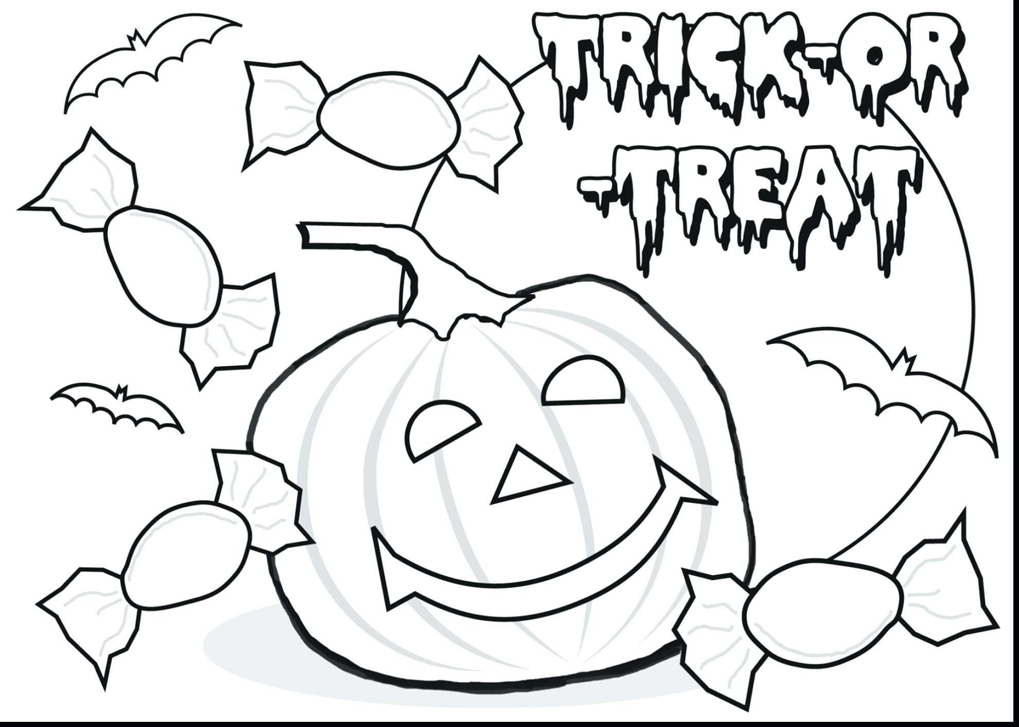 1980x1413 Unusual October Coloring Sheets Surprise Pages Halloween Printable