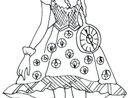 440x330 October Coloring Pages Coloring Pages Colors Coloring Page