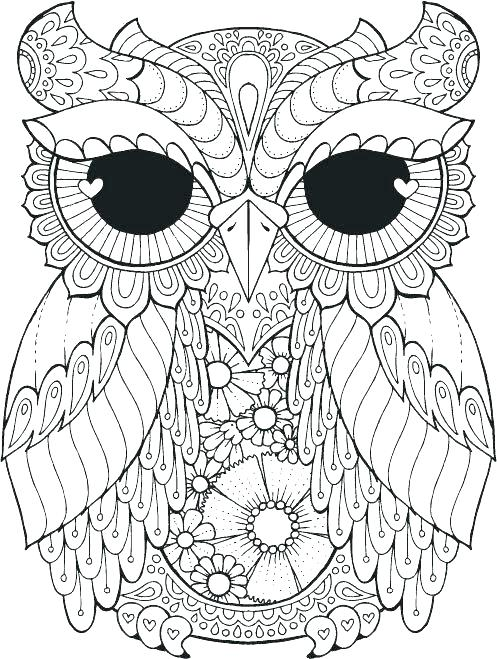 The Best Free Horned Coloring Page Images Download From 50 Free