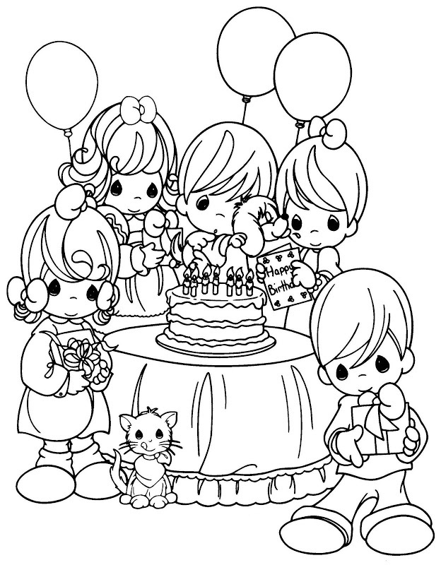 624x800 Easy Printable Precious Moments Coloring Pages Httpfreecoloring