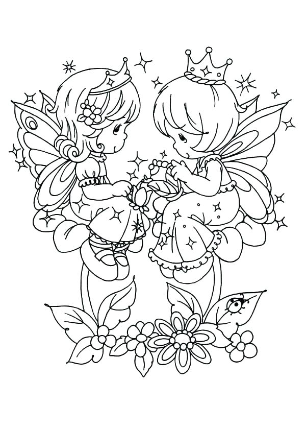 Printable Precious Moments Coloring Pages At Getdrawings Com