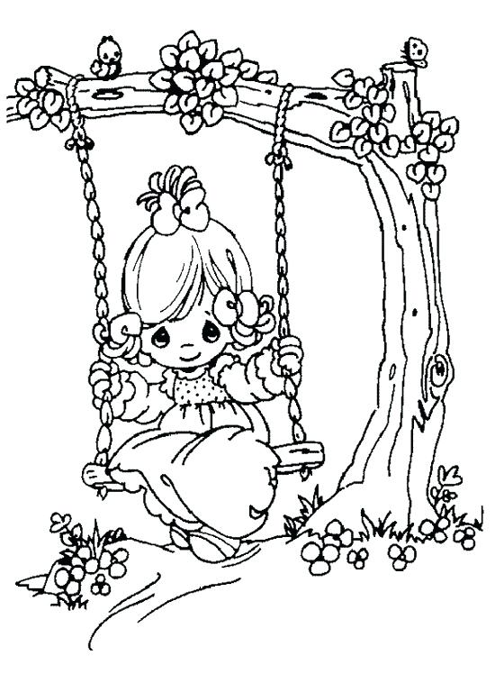 550x758 Printable Precious Moments Coloring Pages Love Coloring Collection