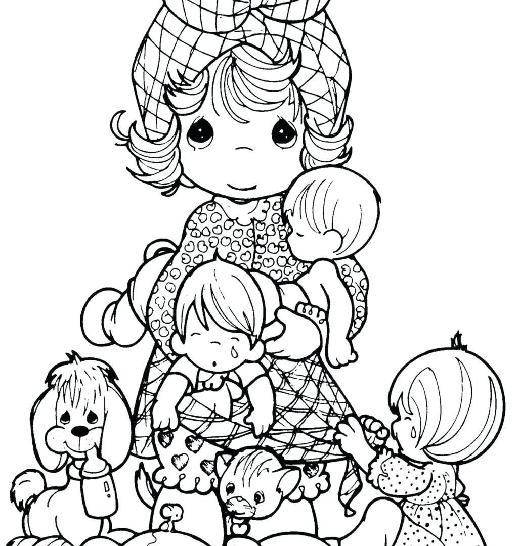 1024x1080 Coloring Pages Precious Moments Coloring Pages Digital Art