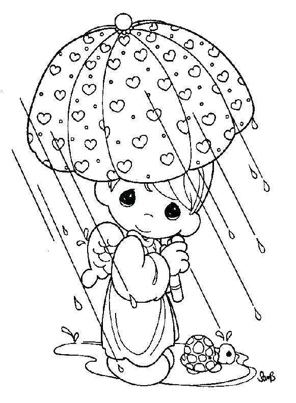 581x792 Coloring Pages Precious Moments Index Coloring Pages Free