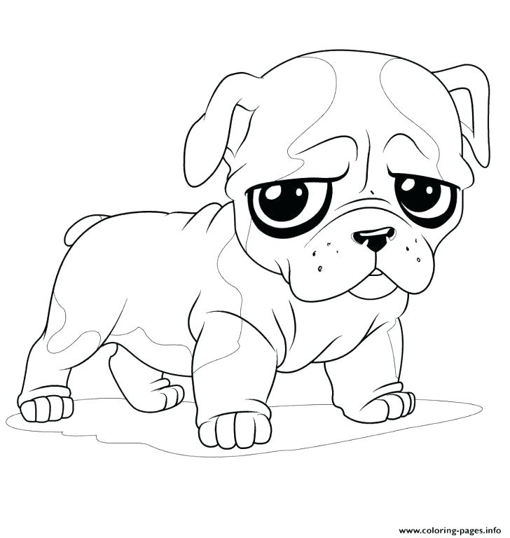 photograph about Puppy Coloring Pages Printable named Printable Canine Coloring Internet pages at  Cost-free for
