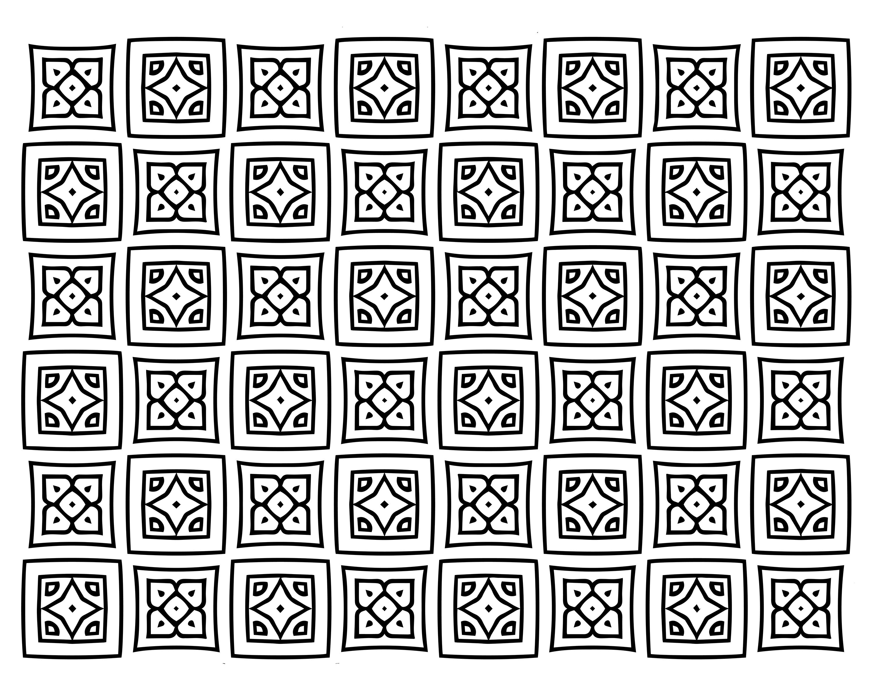 graphic about Quilt Templates Printable Free named Printable Quilt Behaviors Coloring Web pages at