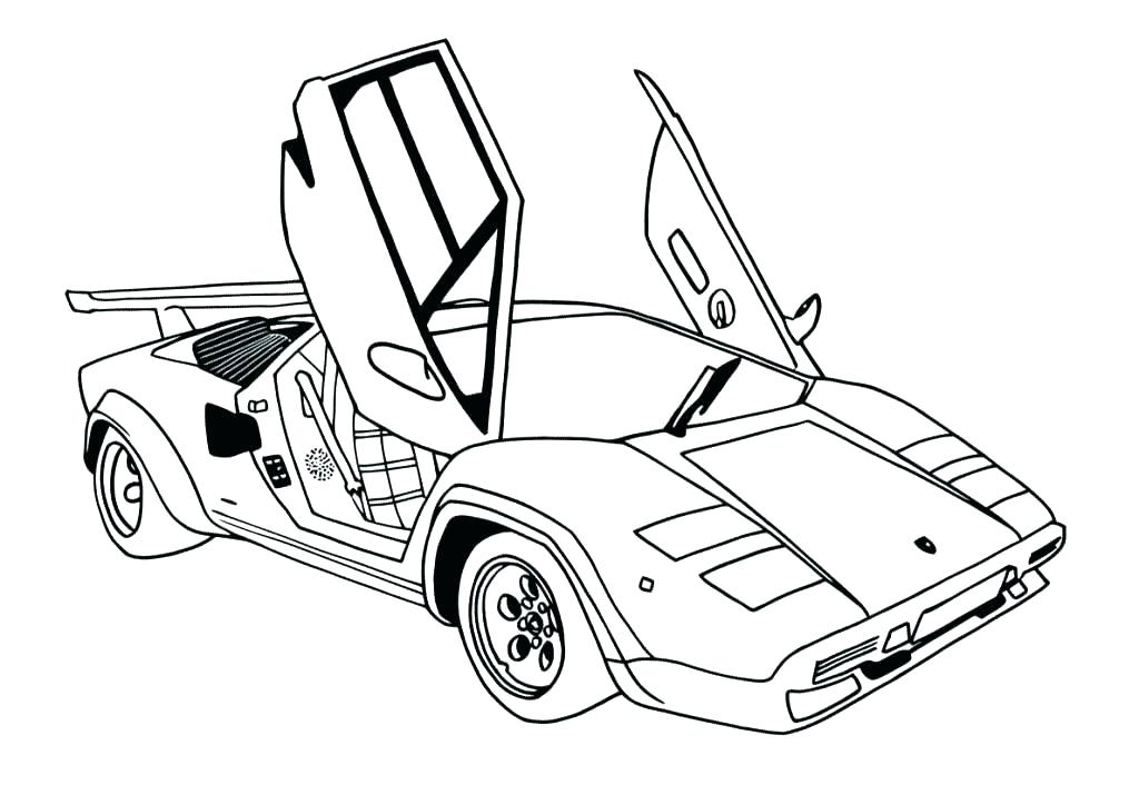 1024x724 Free Printable Race Car Coloring Pages For Kids Racing Car