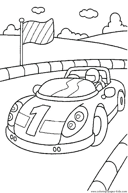 528x794 Printable Coloring Pages For Kids Coloring Pages Printable Race