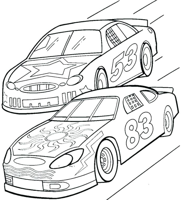 700x761 Race Car Coloring Pages Free Coloring Pages Of Cars Cars Coloring