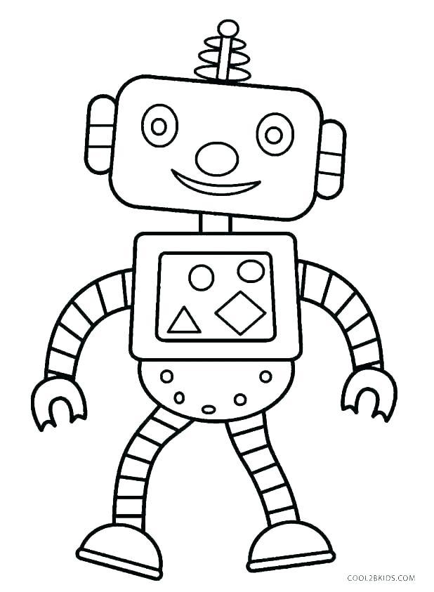 618x843 Robot Coloring Pages Robot Coloring Pages Printable Robot Chicken