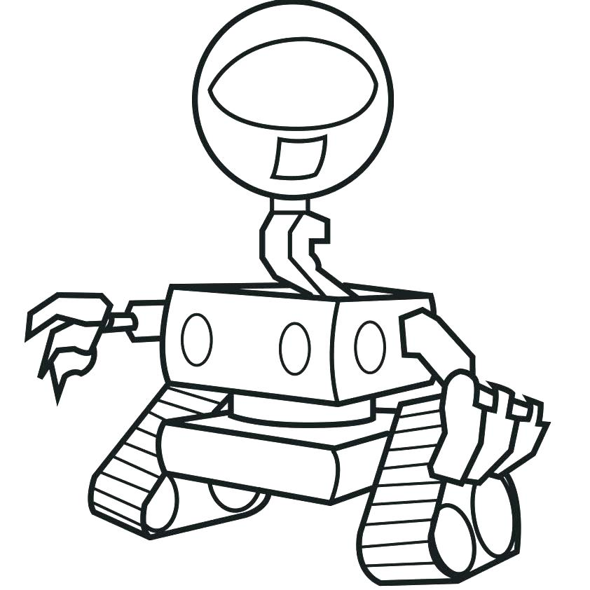 842x842 Robot Coloring Sheets Robot Coloring Pages Robot Coloring Pages