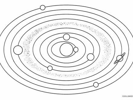 440x330 Coloring Pages Solar System, Solar System Coloring Pages