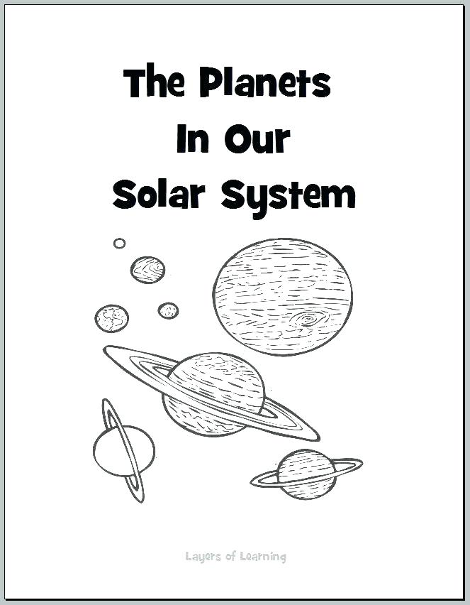 663x852 Solar System Coloring Page Layers Of Earth Coloring Page