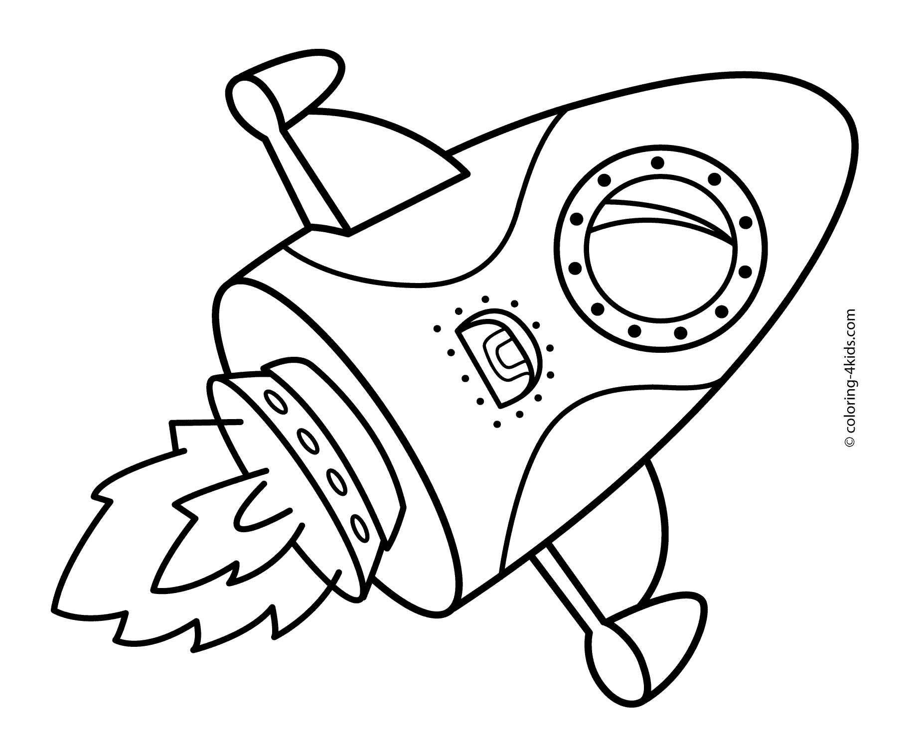 Printable Space Coloring Pages at GetDrawings | Free download