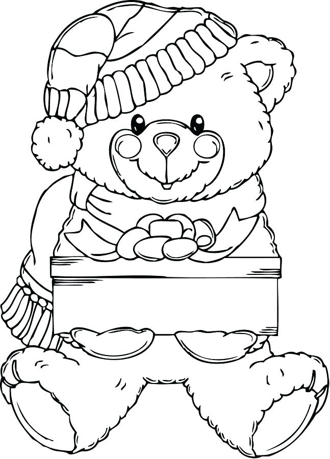 647x900 Teddy Bear Coloring Page Teddy Bear Coloring Pages Printable Teddy