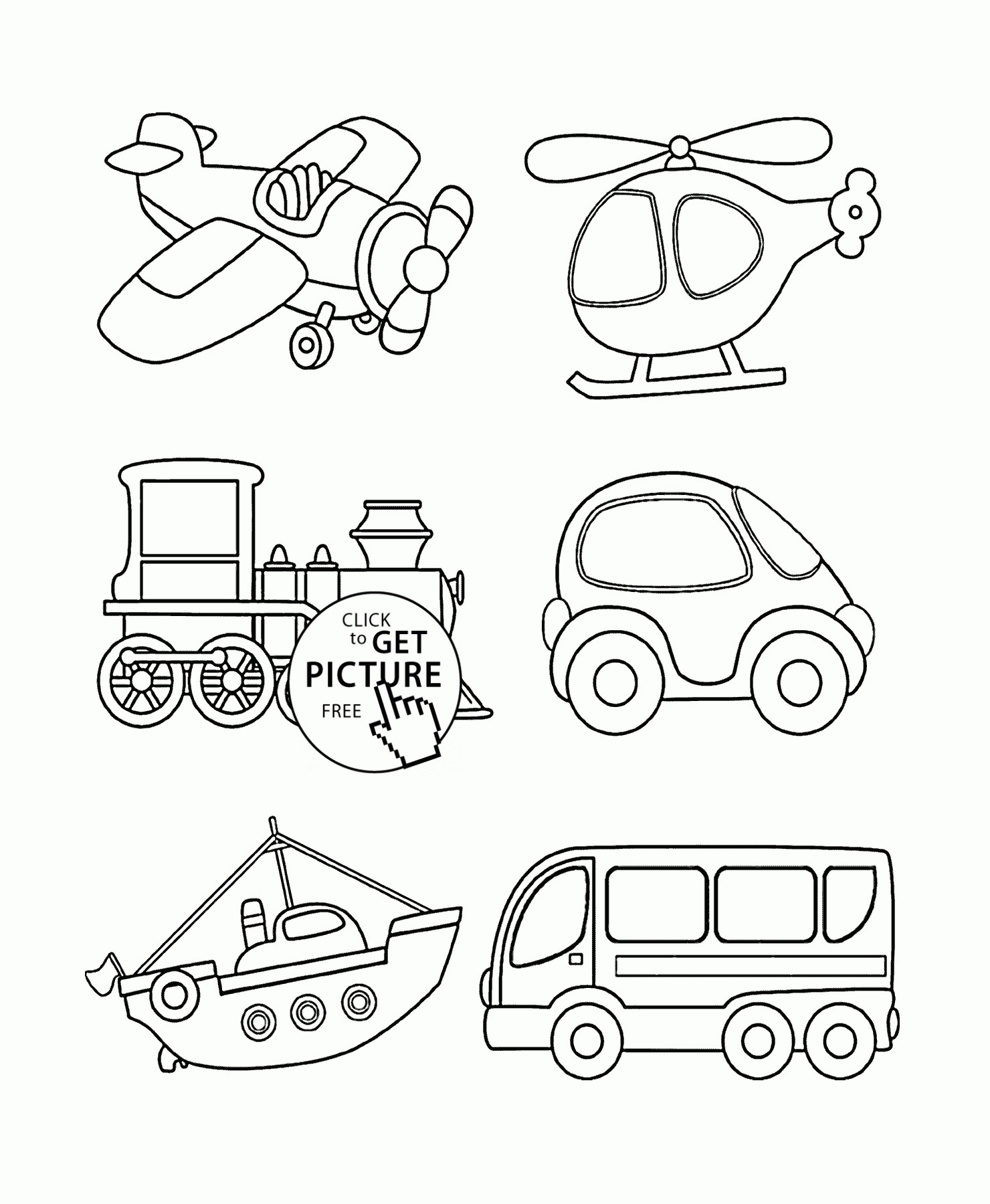 1480x1800 Train Transportation Coloring Pages For Kids Inspirational