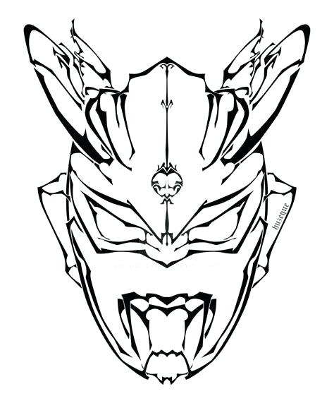 474x595 Incredible Ultraman Zero Tribal Ish