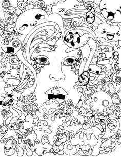 236x306 Trippy Coloring Pages Trippy Coloring Pages Adult Coloring