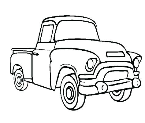 474x403 Tow Truck Coloring Pages Printable Truck Coloring Pages Coloring