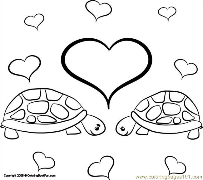 650x577 Modest Design Pictures Of Turtles To Color Free Printable Turtle