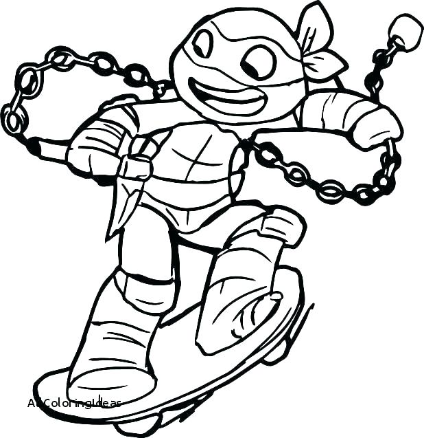 618x637 Printable Turtle Coloring Pages For Adults Ge Mutant Turtles