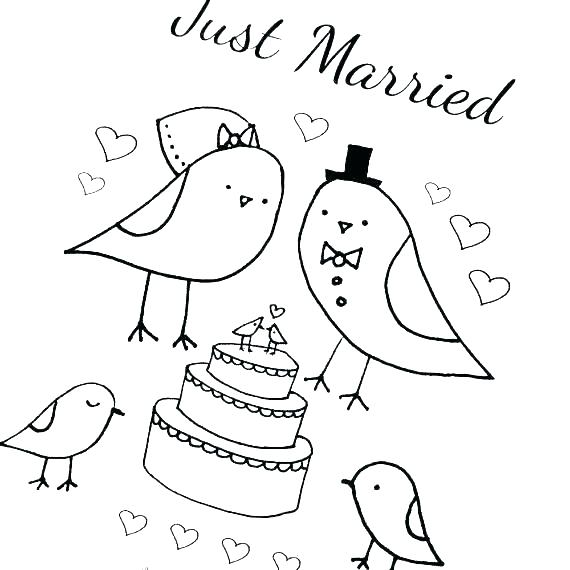 570x570 Activity Coloring Pages Printable Wedding Activity Coloring Pages