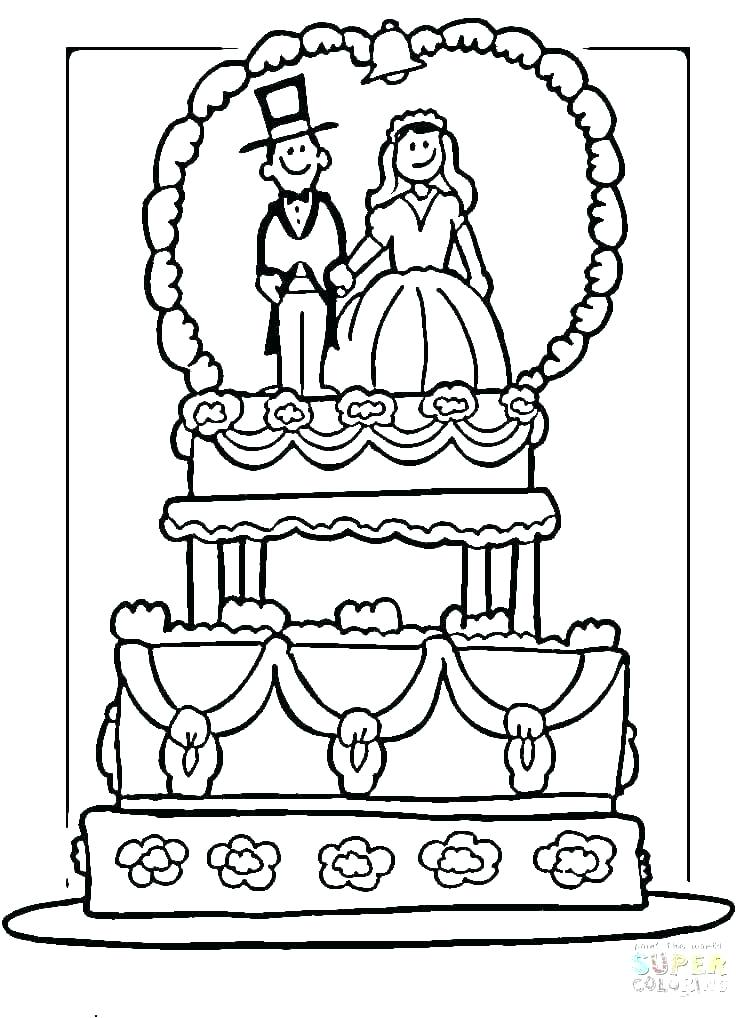 Printable Wedding Coloring Pages at GetDrawings.com | Free for ...