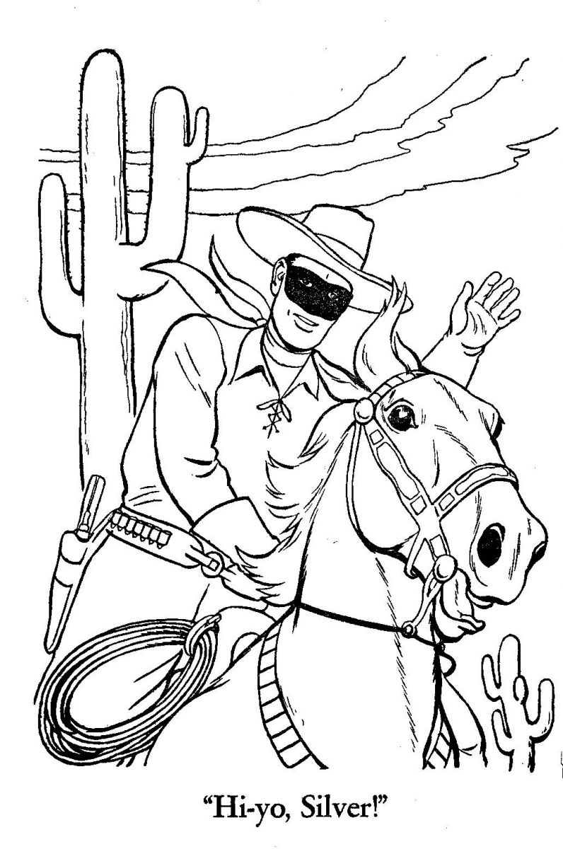 Printable Western Coloring Pages At Getdrawings Com Free For