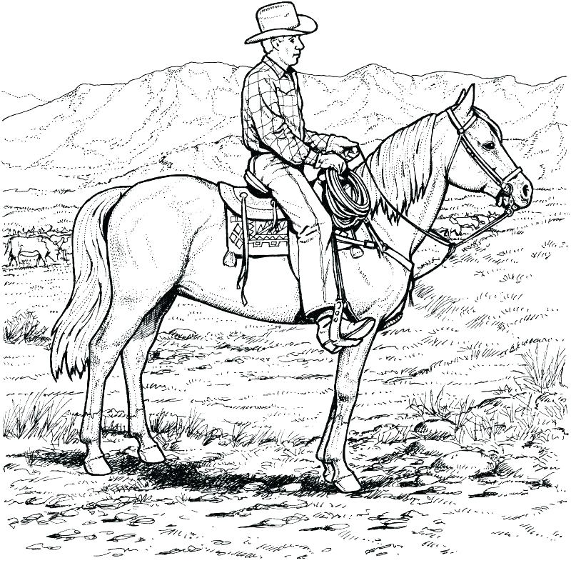 800x788 Western Coloring Pages Download Printable Western Coloring Book