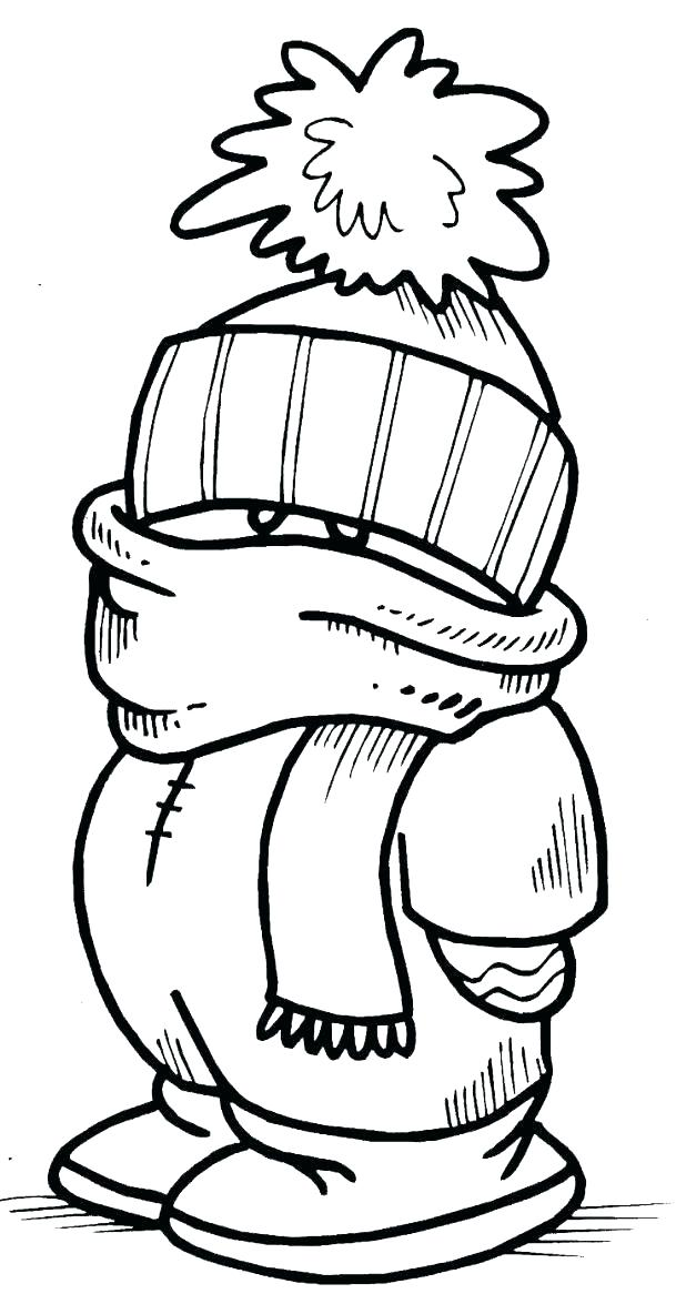 Printable Winter Coloring Pages For Kids at GetDrawings.com ...