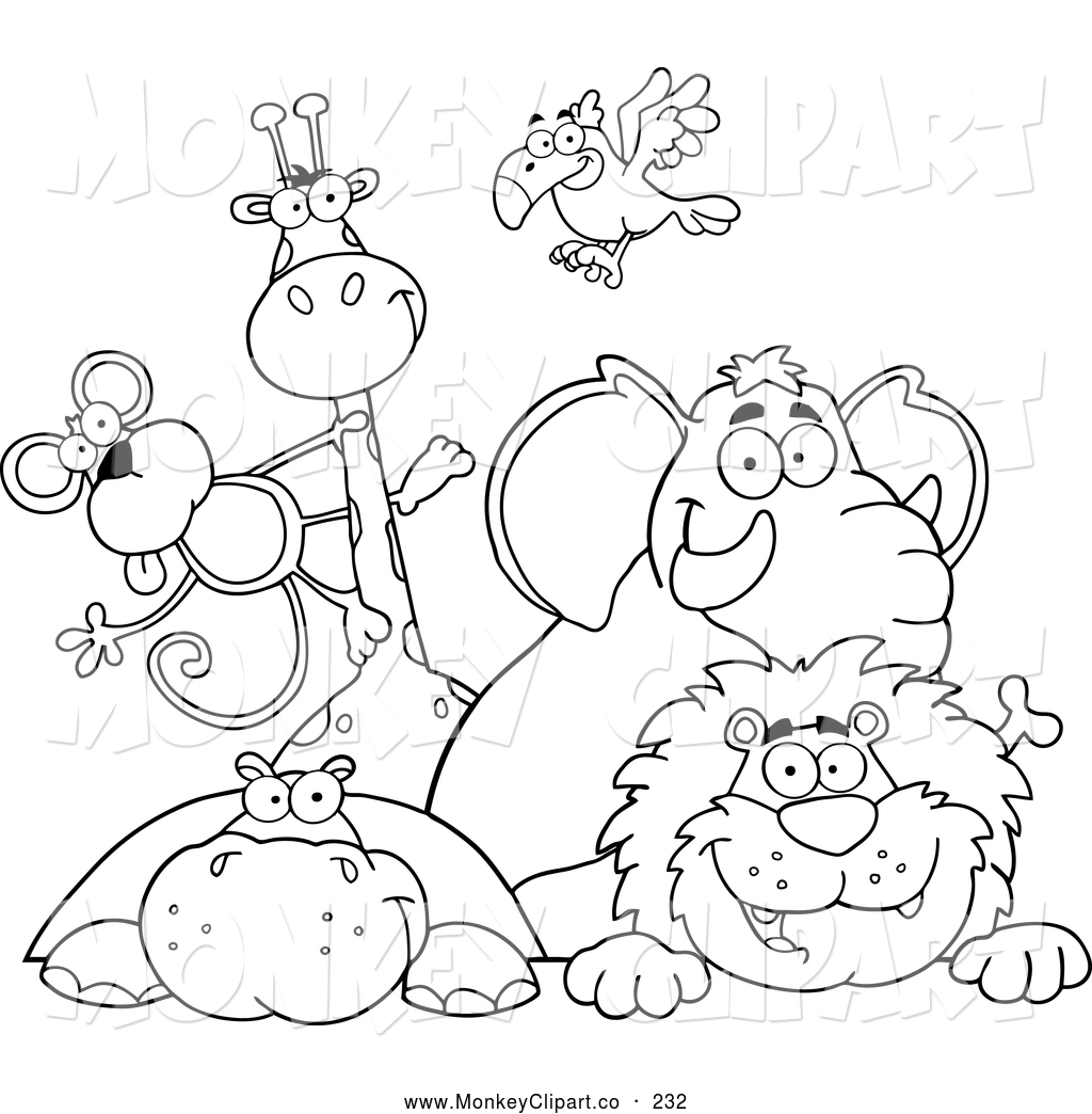 1024x1044 free printable animal coloring pages best of zoo