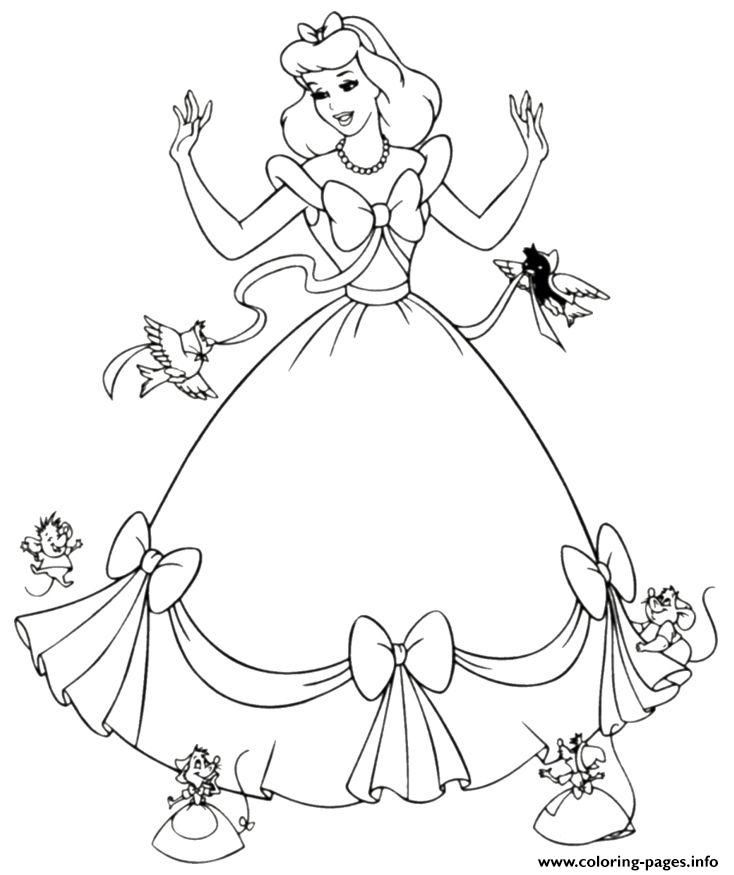 734x875 Best Princess Coloring Pages Images On Colouring