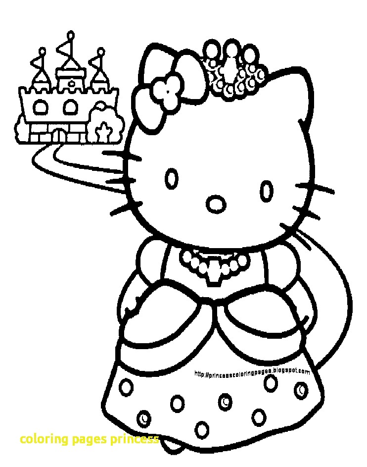 742x943 Coloring Pages Princess With Princess Coloring Pages To Print