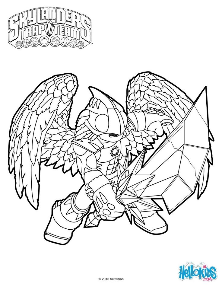 Prism Coloring Pages At Getdrawings Com Free For Personal Use