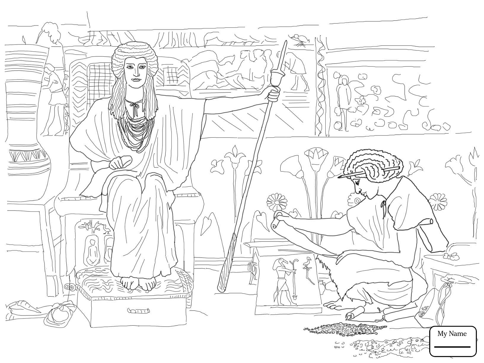 1632x1224 Sensational Joseph In Prison Coloring Pages And His Brothers