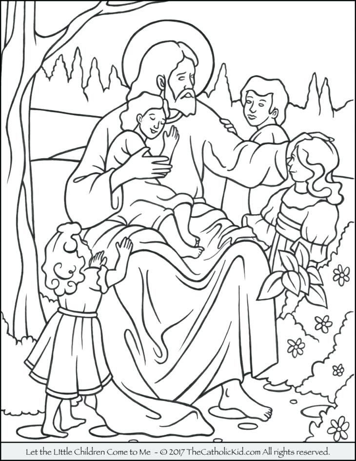 730x945 Marvelous Interesting Joseph In Prison Coloring Pages Print Let