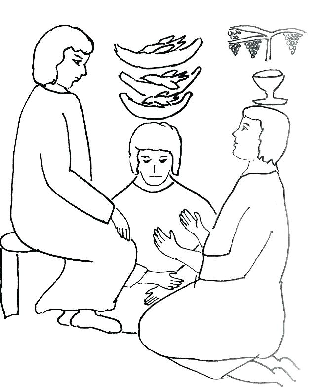 646x788 Coloring Sheet Joseph And His Brothers Story Of Coloring Pages