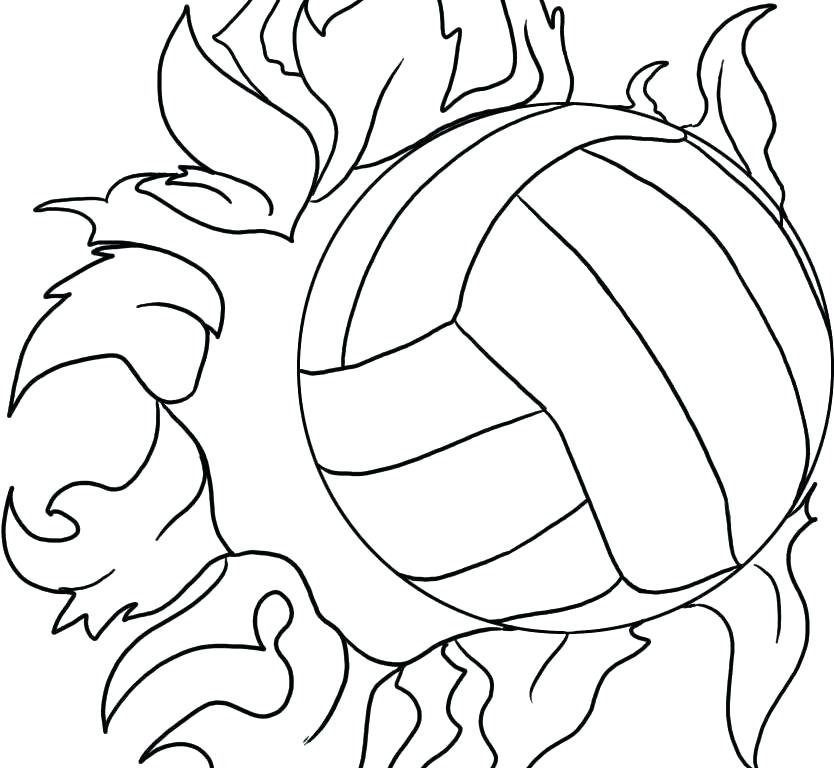 834x768 Football Player Coloring Page Printable Professional Football