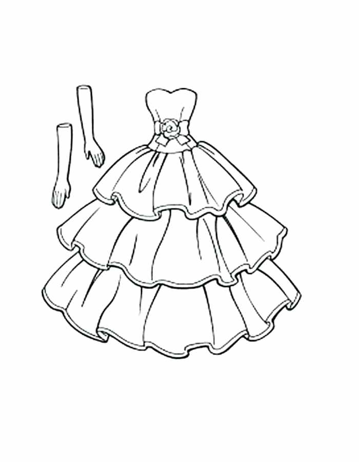 700x900 Dress Coloring Pages Coloring Pages Wedding Wedding Dress Coloring