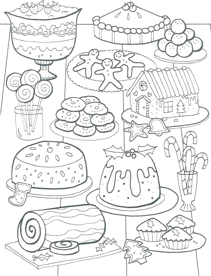736x963 Colouring Pages Of Healthy Foods Healthy Foods Coloring Pages