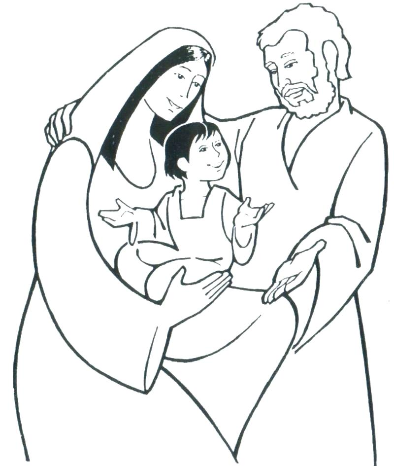 800x945 Family Coloring Pages Printable Family Coloring Page Family
