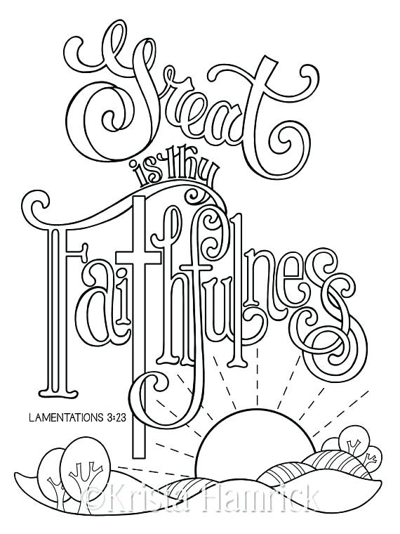 Psalm 23 Coloring Page At Getdrawings Com Free For Personal Use