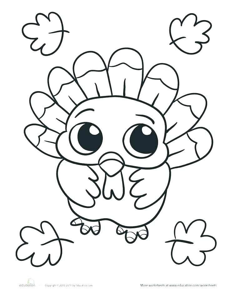 736x941 Turkey Images To Color With Turkey Color Pages Cooked Turkey