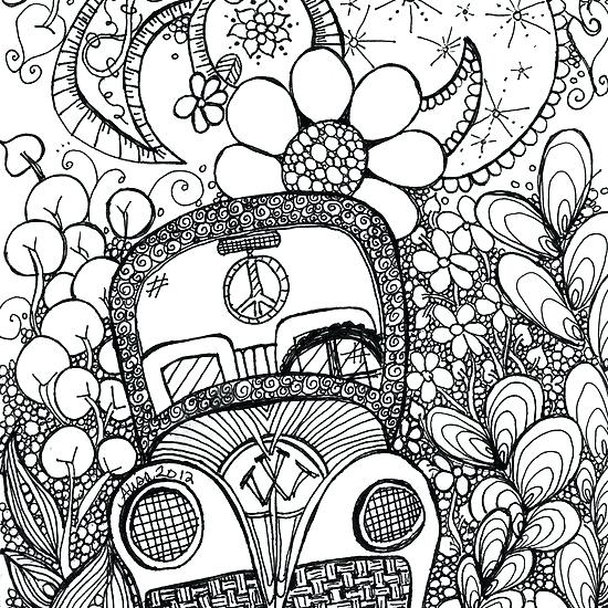 Psychedelic Coloring Pages For Adults at GetDrawings.com | Free for ...