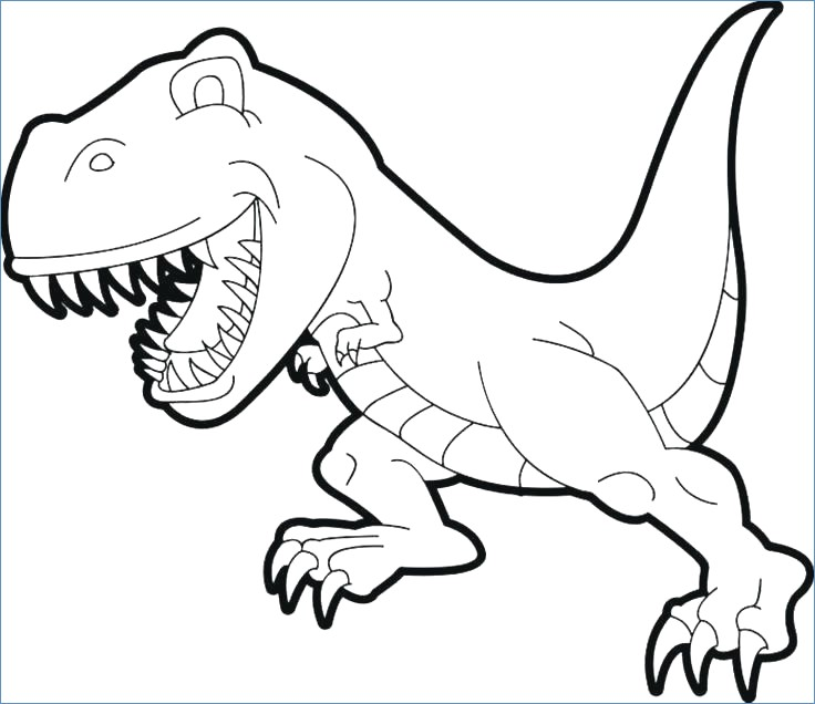 Pterodactyl Dinosaur Coloring Pages